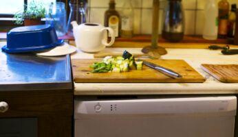 キッチンの風景
