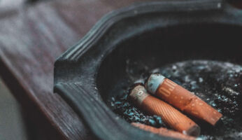 たばこの吸殻