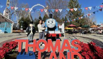 トーマスランドで遊びトーマスホテルに泊まる - COIQマガジン